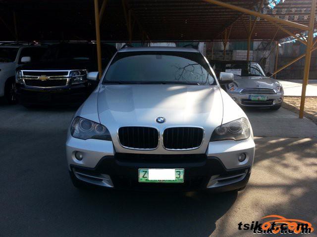 Bmw X5 2008 - 2