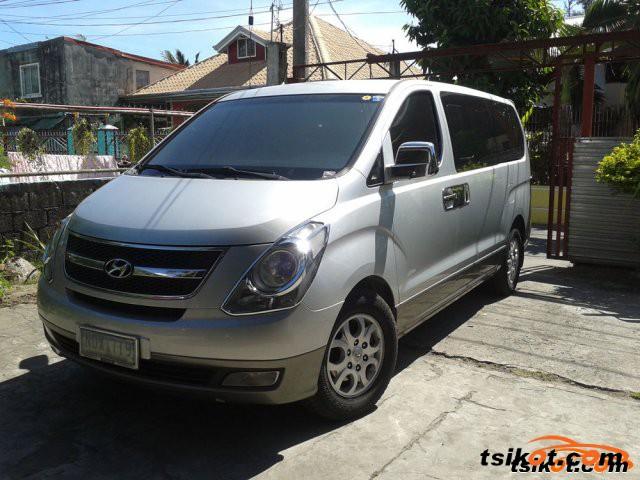 Hyundai G.starex 2010 - 2