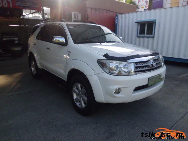 Toyota Highlander 2009 - 1