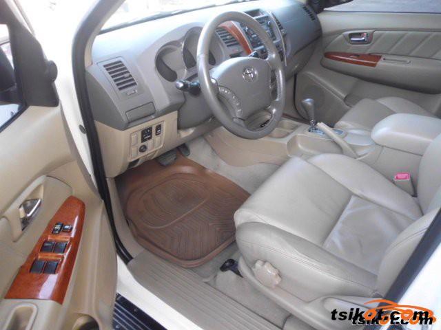 Toyota Highlander 2009 - 2