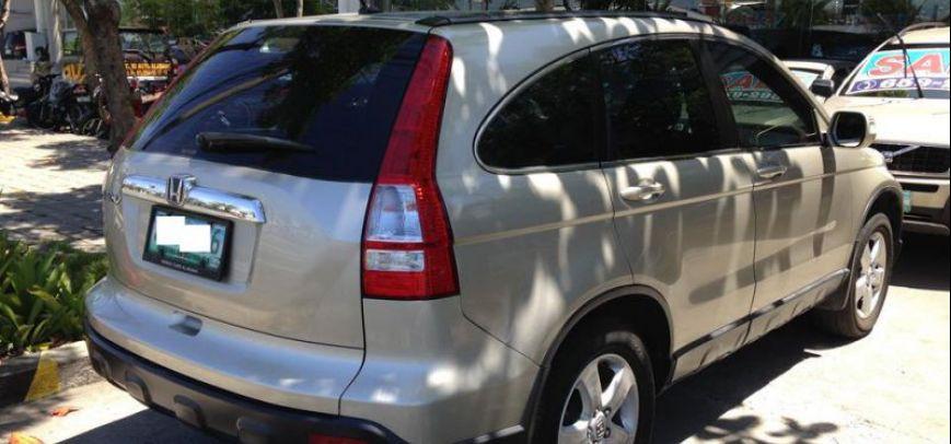Honda Cr-V 2007 - 2