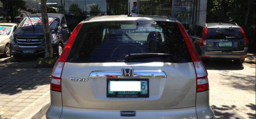 Honda Cr-V 2007 - 8