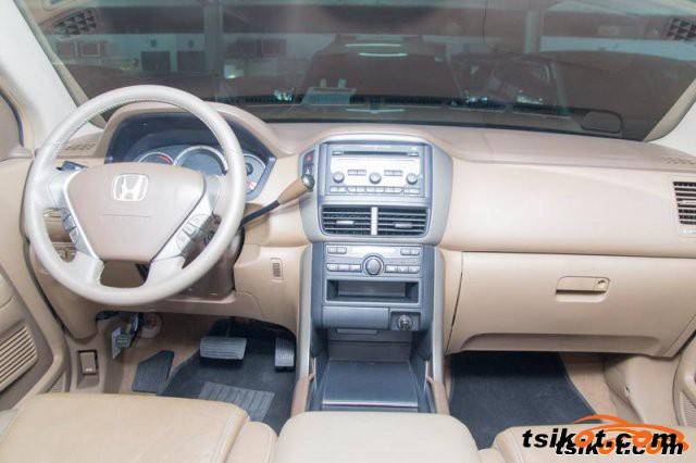 Honda Pilot 2007 - 4