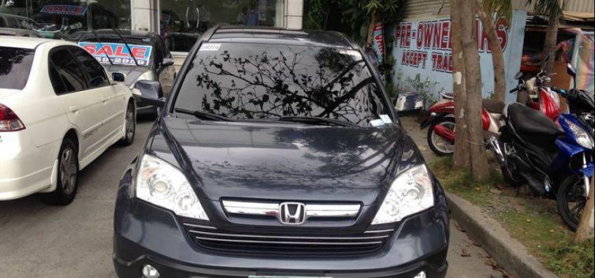 Honda Cr-V 2008 - 6