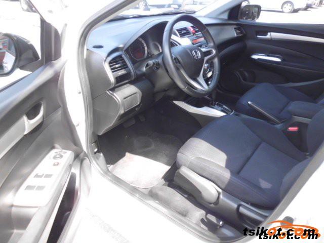 Honda City 2010 - 2