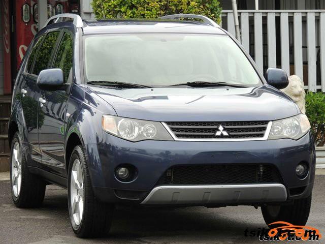 Mitsubishi Outlander 2007 - 1