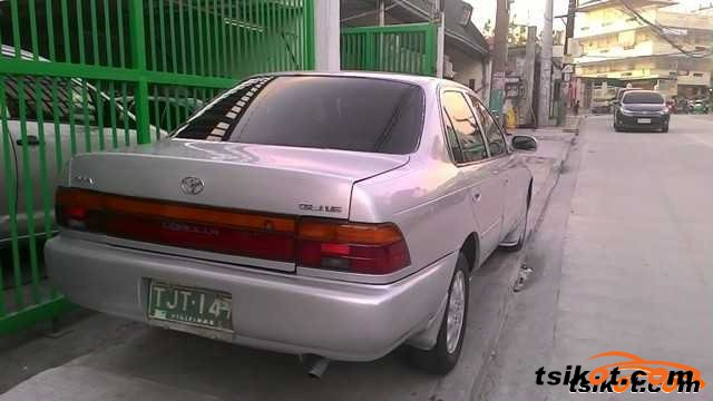 Toyota Corolla 1993 - 2