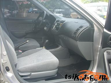 Honda Civic 2002 - 1