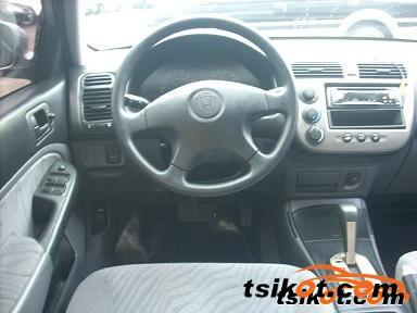 Honda Civic 2002 - 2