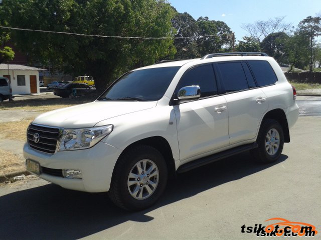 Toyota Land Cruiser 2011 - 3