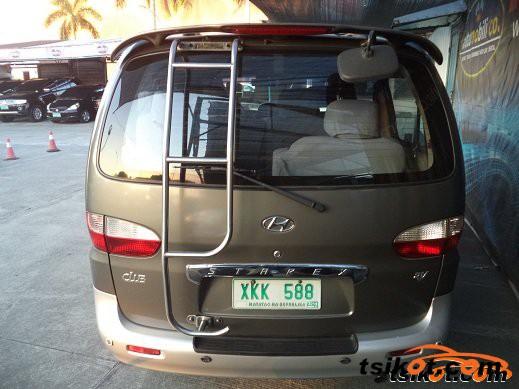 Hyundai Starex 2003 - 4