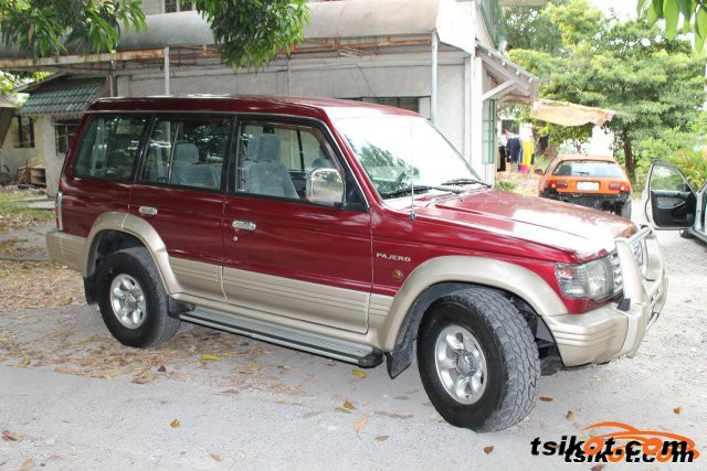 Mitsubishi Pajero 1997 - 4