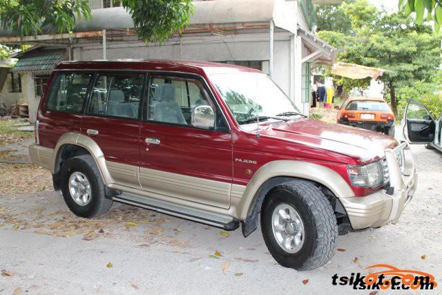 Mitsubishi Pajero 1997 - 6