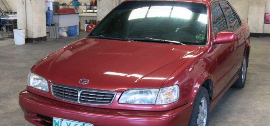 Toyota Corolla 2000 - 9