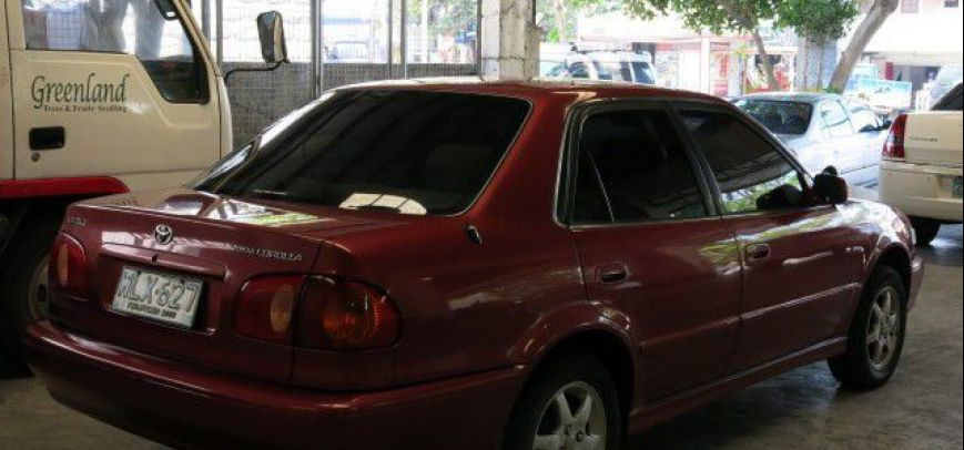 Toyota Corolla 2000 - 10