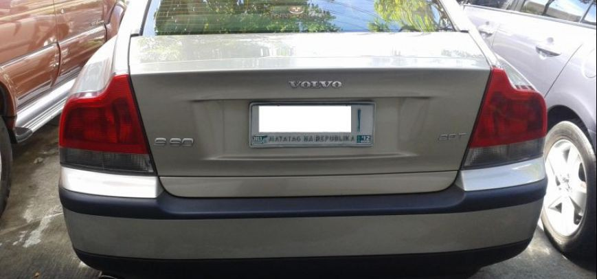 Volvo S60 2004 - 4