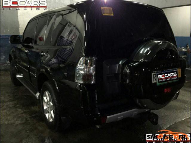 Mitsubishi Pajero 2013 - 4