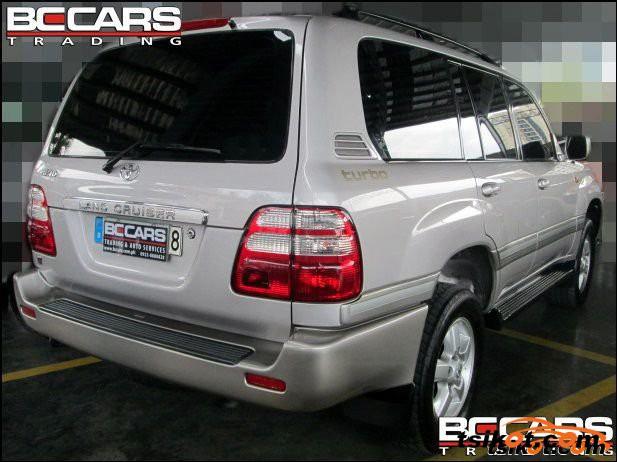 Toyota Land Cruiser 2003 - 2