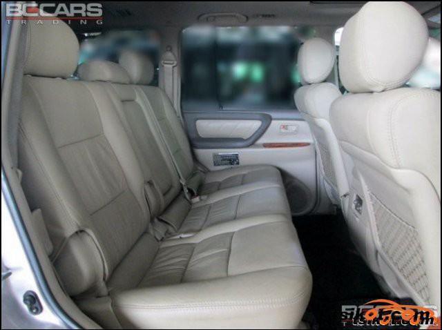 Toyota Land Cruiser 2003 - 5