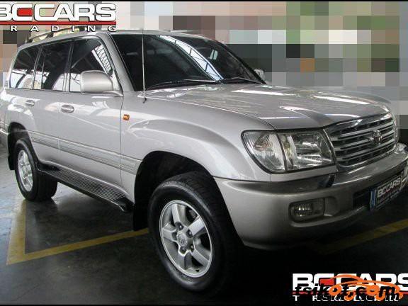 Toyota Land Cruiser 2003 - 6