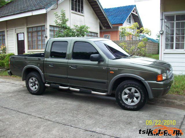 Ford Ranger 2000 - 1