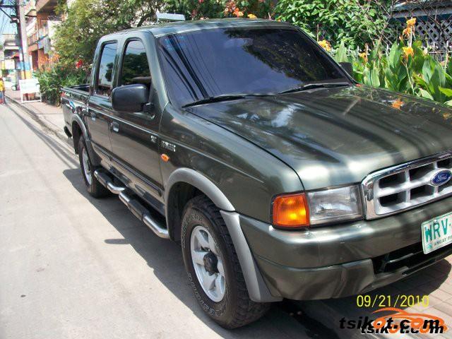 Ford Ranger 2000 - 2