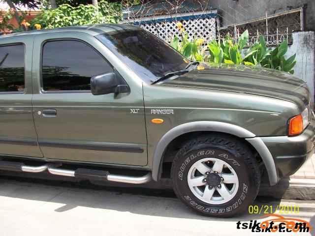 Ford Ranger 2000 - 3