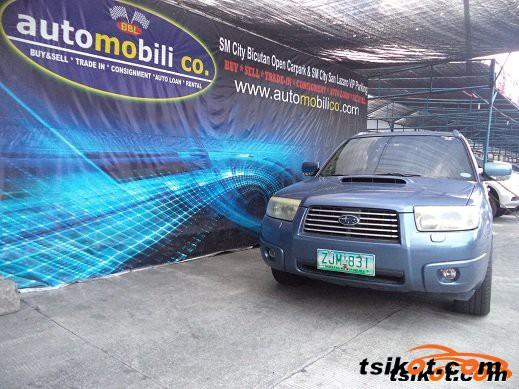 Subaru Forester 2007 - 1
