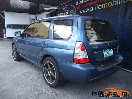 Subaru Forester 2007 - 4