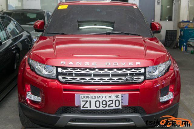 Rover Range Rover 2013 - 3