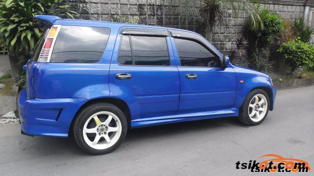 Honda Cr-V 1998 - 1