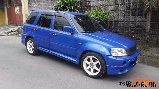 Honda Cr-V 1998 - 4