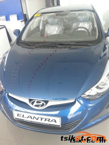 Hyundai Elantra 2015 - 1