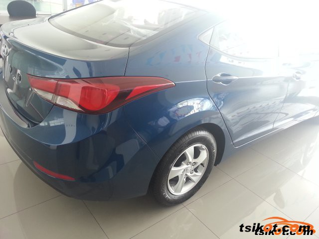 Hyundai Elantra 2015 - 5