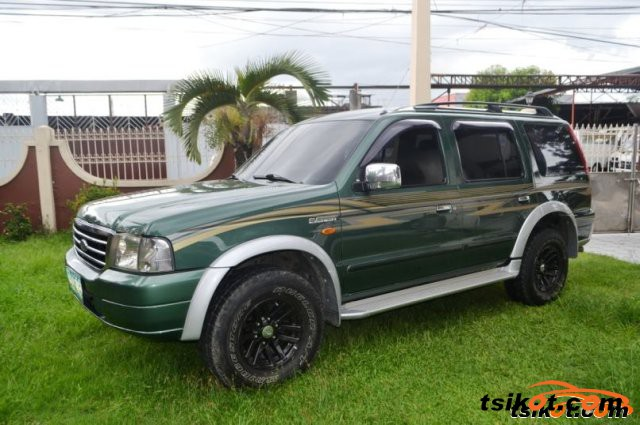 Ford Everest 2006 - 3