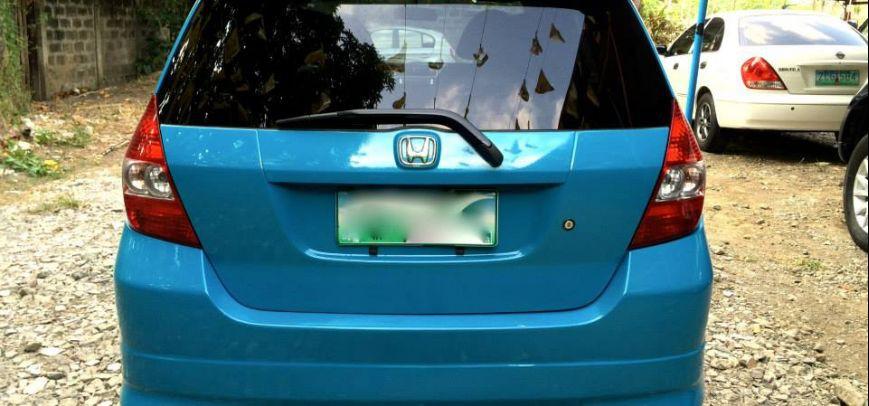 Honda Fit 2010 - 8
