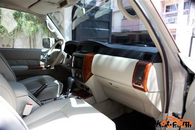 Nissan Patrol 2014 - 2
