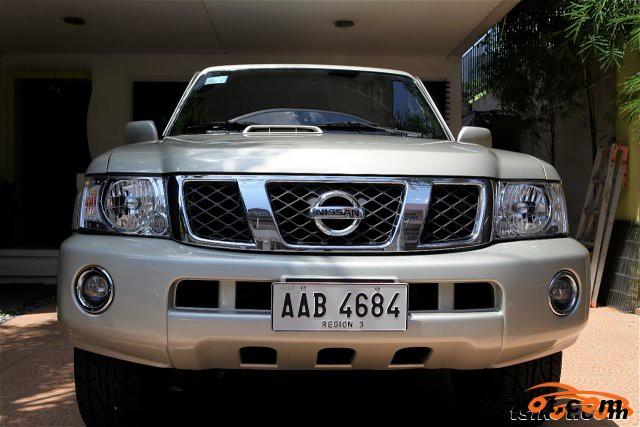 Nissan Patrol 2014 - 3