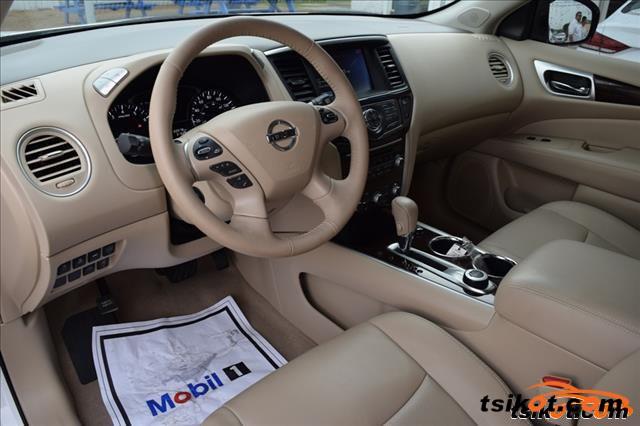 Nissan Pathfinder 2012 - 2