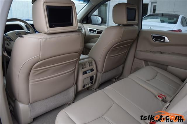Nissan Pathfinder 2012 - 4