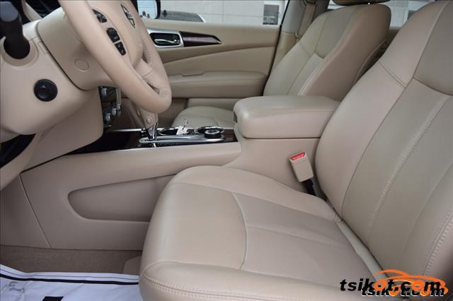 Nissan Pathfinder 2012 - 5
