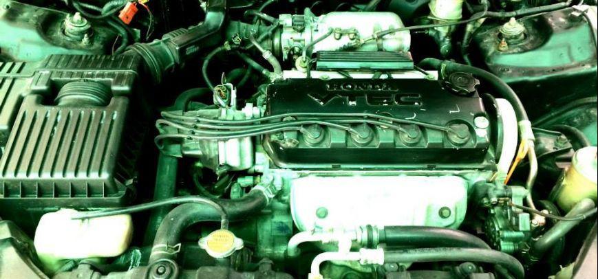 Honda Civic 1998 - 10