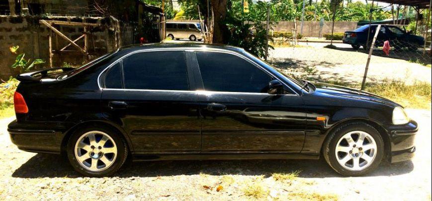 Honda Civic 1998 - 7