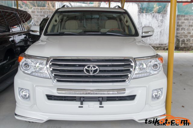 Toyota Land Cruiser 2015 - 4