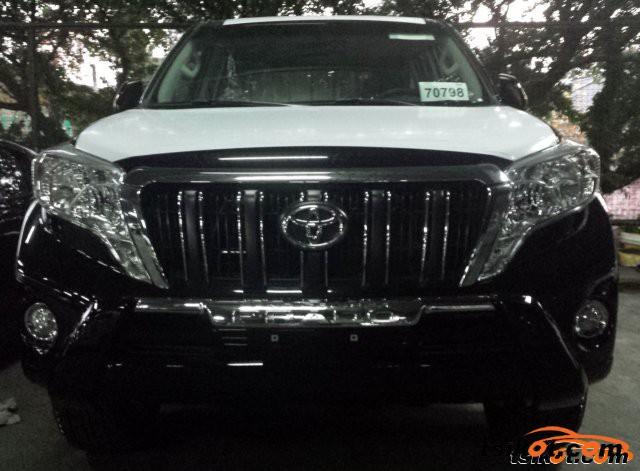 Toyota Highlander 2015 - 4