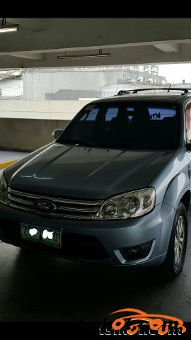 Ford Escape 2008 - 1