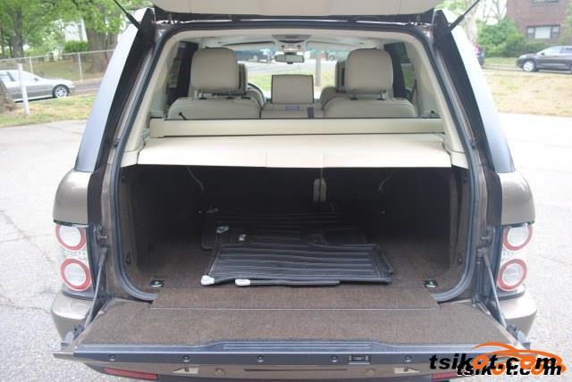 Rover Range Rover 2010 - 4