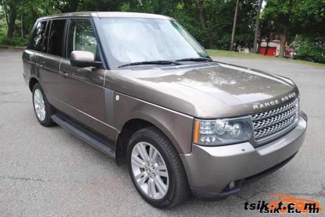 Rover Range Rover 2010 - 5