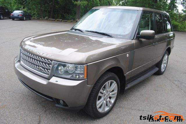Rover Range Rover 2010 - 6