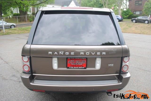 Rover Range Rover 2010 - 2